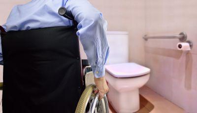 第9話 車椅子とトイレのルール