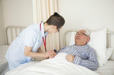 寝小便ー実録 蘇生した介護老人ー