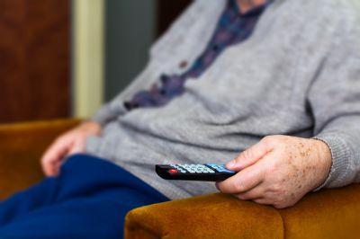 テレビのルール ー実録 蘇生した介護老人ー